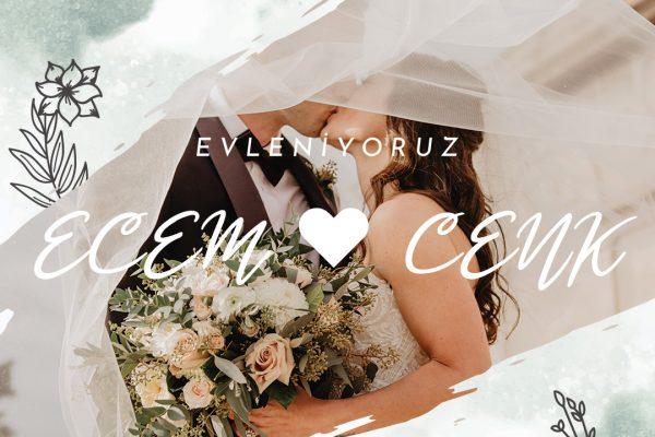 Düğün Instagram Paylaşımı 3