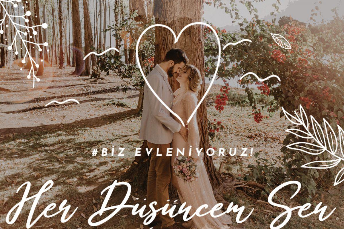 Düğün Instagram Paylaşımı